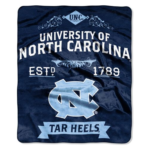 The Northwest Company University of North Carolina Label Raschel Throw