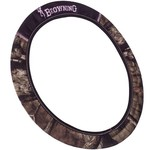 Browning Pink Neoprene Steering Wheel Cover