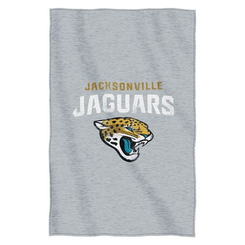 The Northwest Company Jacksonville Jaguars Sweatshirt Throw