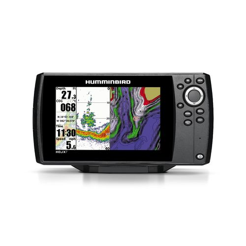 humminbird helix 7 sonar gps fishfinder | academy, Fish Finder