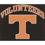 "Stockdale University of Tennessee 8"" x 8"" Vinyl Die-Cut Decal"