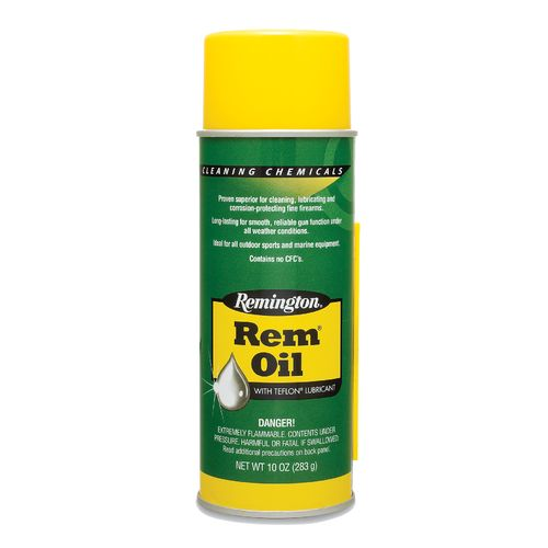 Display product reviews for Remington Rem Oil 10 oz Lubricant