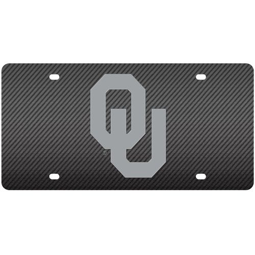 Stockdale University of Oklahoma License Plate - view number 1