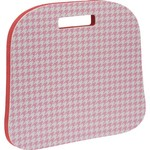 "Venture Products 15.5"" x 13.5'' Houndstooth Seat Cushion"