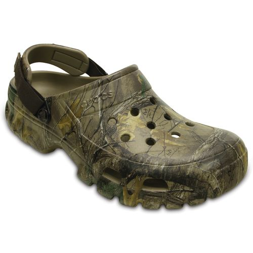 Crocs Adults' Offroad Sport Realtree Xtra Clogs - view number 2