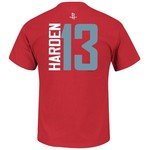 Majestic Men's Houston Rockets James Harden #13 T-shirt