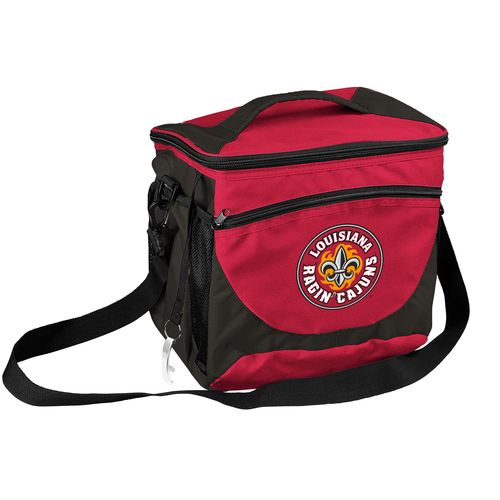 Logo™ University of Louisiana at Lafayette 24-Can Cooler