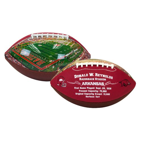 Rawlings® University of Arkansas Stadium Football - view number 1