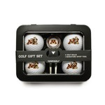 Team Golf University of Minnesota 4-Ball Tin Gift Set