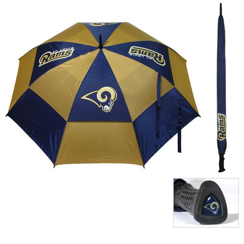 Team Golf Adults' St. Louis Rams Umbrella