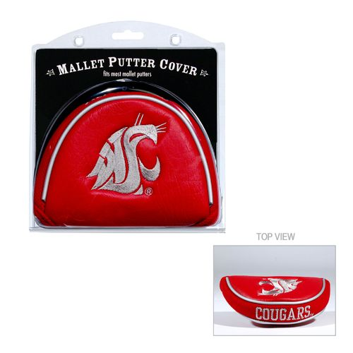 Team Golf Washington State University Mallet Putter Cover