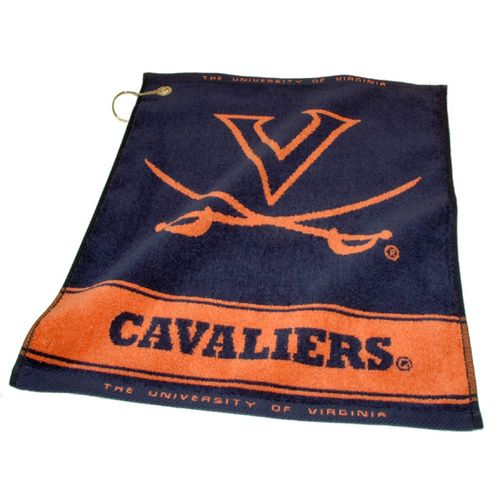 Team Golf University of Virginia Woven Towel - view number 1