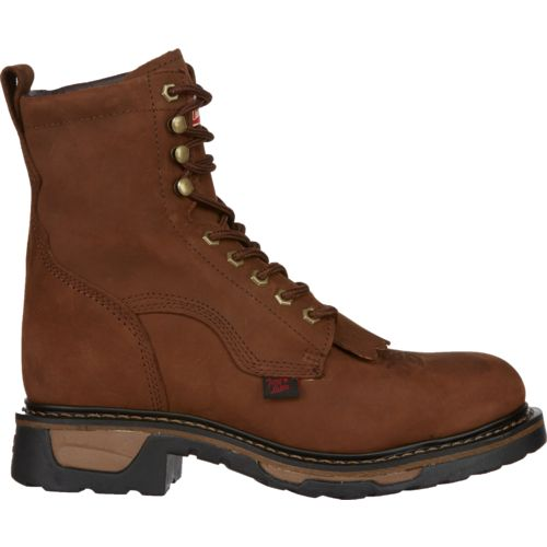 Tony Lama Men's Cheyenne TLX® Steel-Toe Western Work Boots