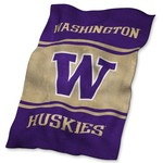 Logo University of Washington Ultrasoft Blanket