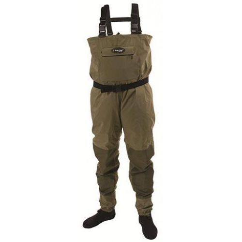 Display product reviews for frogg toggs Men's Hellbender Stocking-Foot Wader
