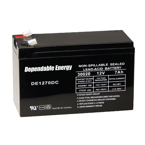 Display product reviews for American Hunter 12V 7-Amp HR Rechargeable Battery