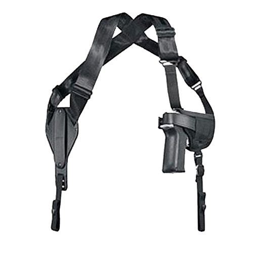 Uncle Mike's Nylon Horizontal Shoulder Holster - view number 1