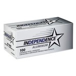 Independence® Aluminum .40 S&W 180-Grain Handgun Ammunition