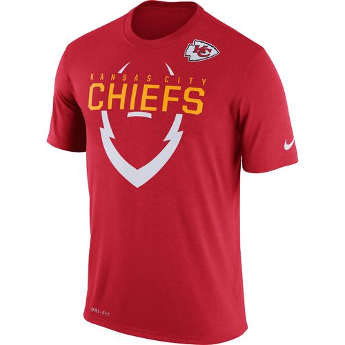 Nike Men's Kansas City Chiefs Icon T-shirt