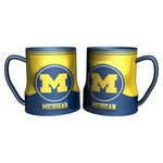 Boelter Brands University of Michigan Gametime 18 oz. Mugs 2-Pack - view number 1