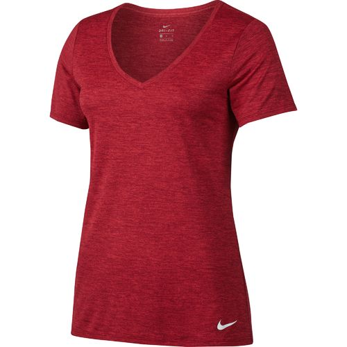 Display product reviews for Nike Women's Legend Dri-FIT V-neck T-shirt