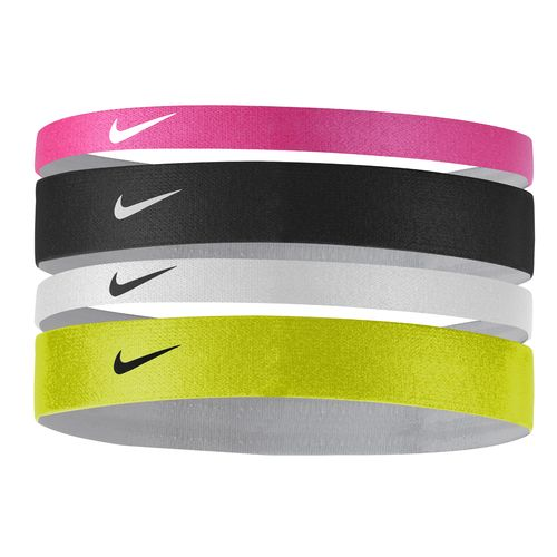 Nike Women's Assorted Printed Headbands 4-Pack