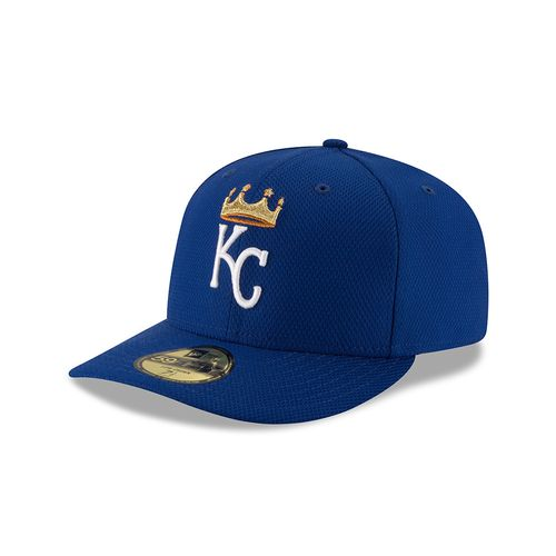 New Era Men's Kansas City Royals 59FIFTY Low Crown Cap