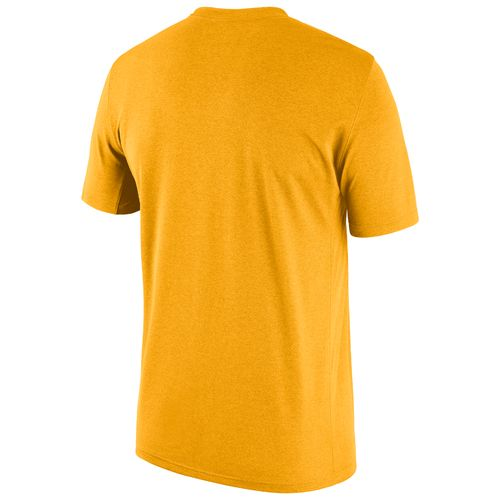 Nike Men's Louisiana State University Dri-FIT Legend Logo Short Sleeve T-shirt - view number 2