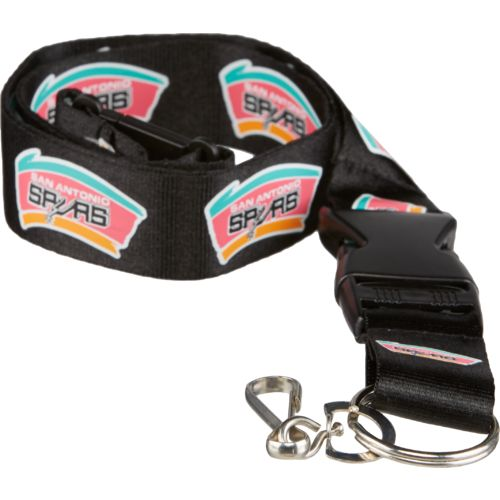 Display product reviews for Pro Specialties Group San Antonio Spurs Lanyard