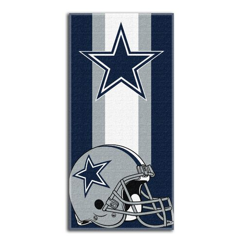 The Northwest Company Dallas Cowboys Zone Read Beach Towel
