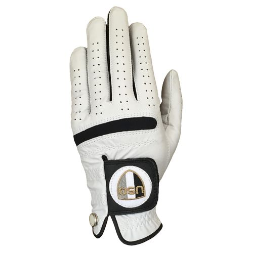 US Glove Men's Leather Tour Premium Left-hand Golf Glove