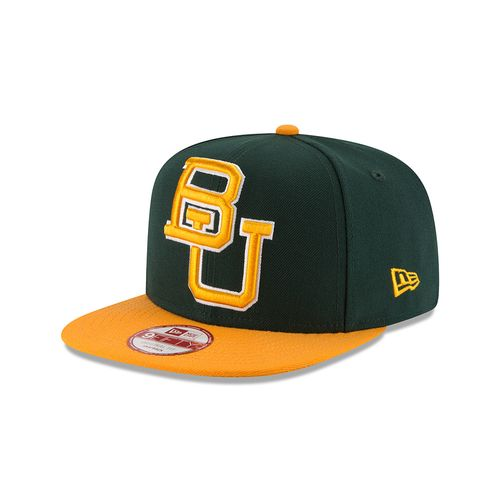 New Era Men's Baylor University Logo Grand Redux 9FIFTY® Snapback Cap