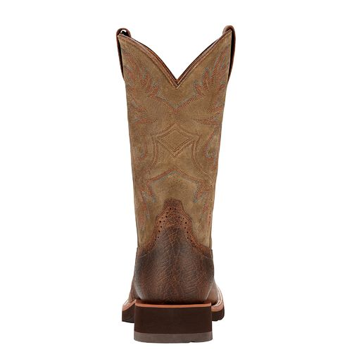 Ariat Men's Heritage Crepe Western Boots - view number 3