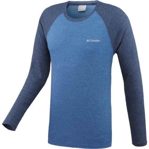 Display product reviews for Columbia Sportswear Men's Ketring Raglan Long Sleeve Shirt