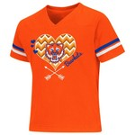 Colosseum Athletics Girls' Sam Houston State University Football Fan T-shirt