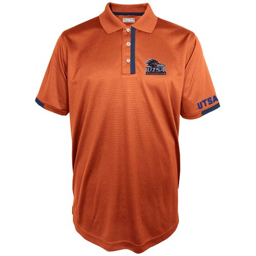 Majestic Men's University of Texas at San Antonio Section 101 First Down Polo Shirt