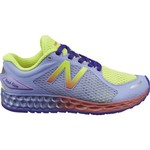 New Balance Kids' Fresh Foam Zante v2 Glow Ninja Running Shoes