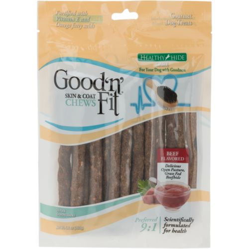 Healthy Hide Good N' Fit Beef Crunchy Sticks