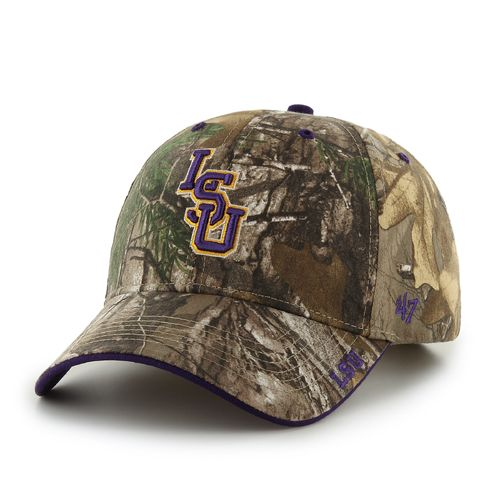 '47 Men's Louisiana State University Realtree Frost Cap