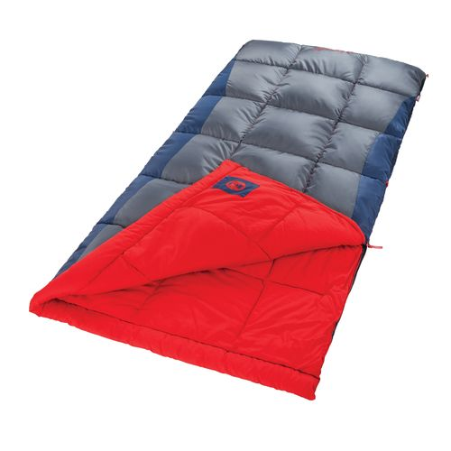 Coleman™ Heaton Peak™ 50°F Big & Tall Sleeping Bag - view number 1