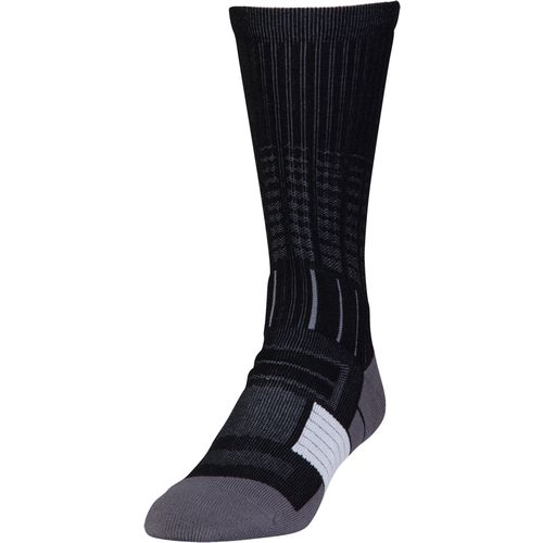 Under Armour Adults' Unrivaled Crew Socks - view number 2