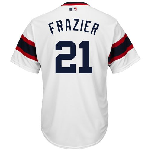 Majestic Men's Chicago White Sox Todd Frazier #21 Cool Base Replica Jersey