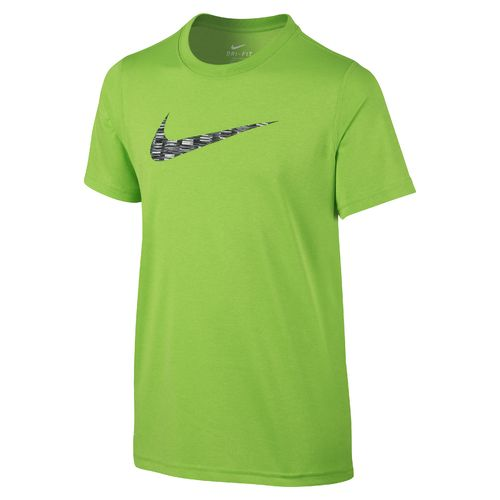 Display product reviews for Nike Boys' Legend Fill Short Sleeve T-shirt