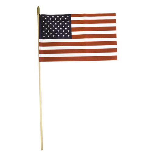 "Independence Flag 8"" x 12"" Handheld American Flag"