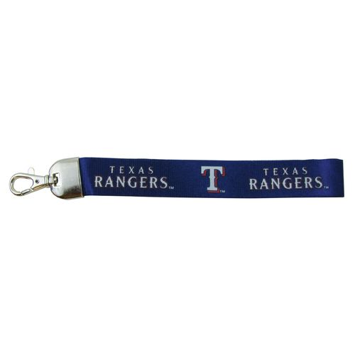 Pro Specialties Group Texas Rangers Wristlet Lanyard - view number 1
