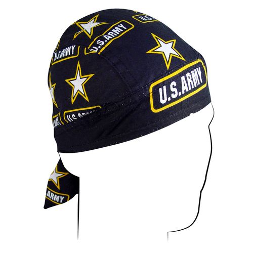 ZANHeadgear Adults' Flydanna US Army Bandana