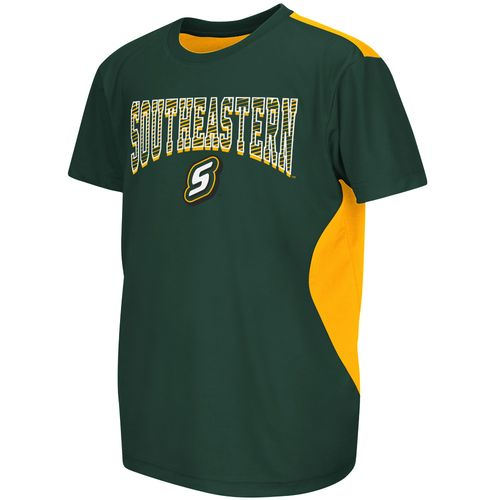 Colosseum Athletics™ Boys' Southeastern Louisiana University Short Sleeve T-shirt