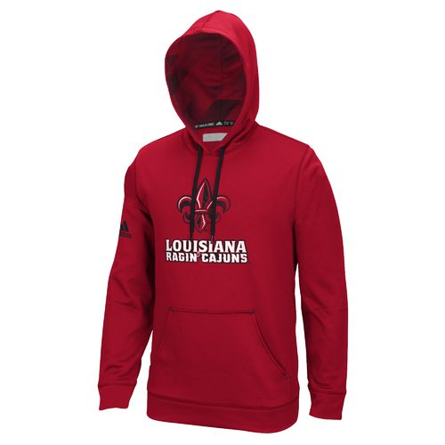 adidas™ Men's University of Louisiana at Lafayette Stealth Hoodie