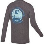CCA™ Men's Marsh Boat Long Sleeve T-shirt
