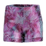 Capezio® Girls' Future Star Printed Short